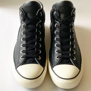 Chuck Taylor All Star Street Leather  High-Top 12